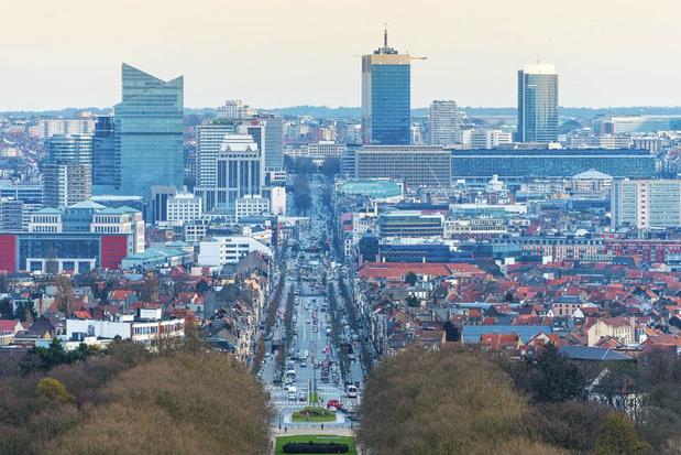 Immo: Bruxelles veut prendre de la hauteur