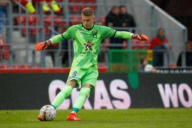 Doelman Paul Nardi van Cercle Brugge naar Franse tweedeklasse FC Lorient