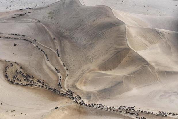 Zijderoute voor toeristen
