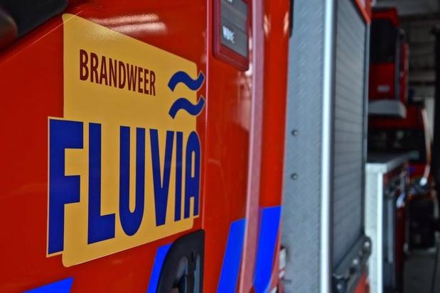 Leerlingen Kortrijkse middelbare school even geëvacueerd na keukenbrand