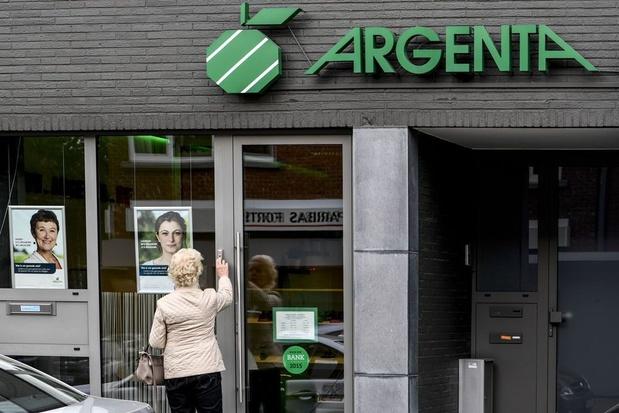 Overschrijvingsprobleem Argenta was geen technische panne