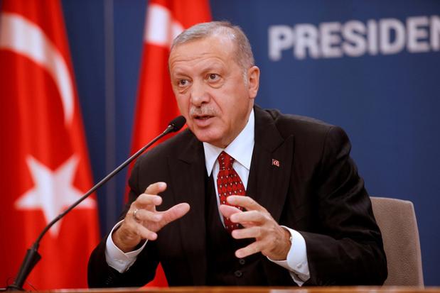 Erdogan waarschuwt Europa voor nieuw terrorisme als regering in Tripoli valt