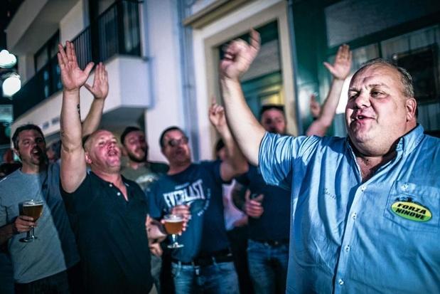 Wallons et Flamands marchent contre la montée de l'extrême-droite