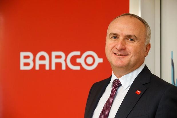 Barco trekt groeiprognoses op