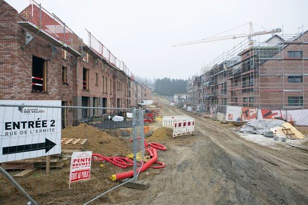 Le prix médian des appartements en Brabant wallon plus cher que partout ailleurs (carte interactive)
