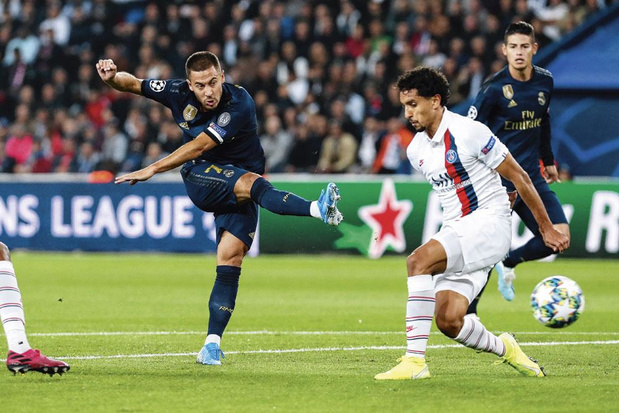 Real Madrid-FC Bruges