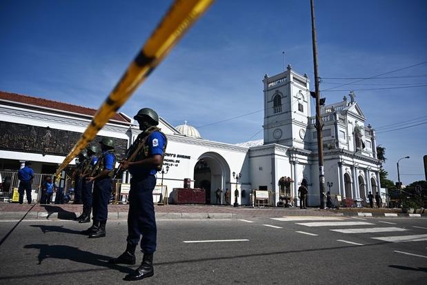 Regering Sri Lanka ziet in aanslagen het werk van lokale islamistische groepering gesteund door internationaal netwerk