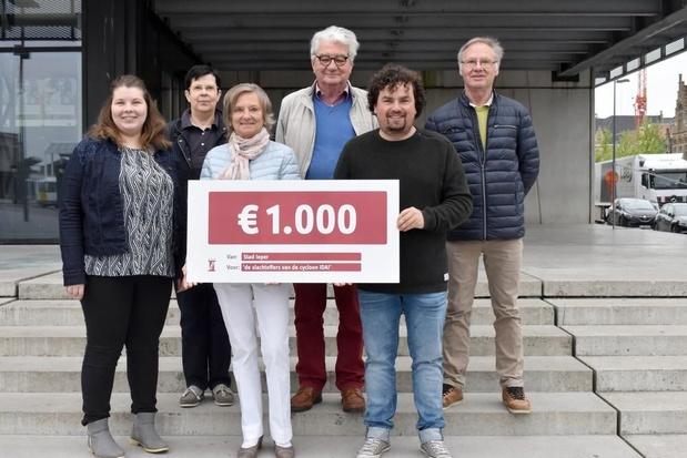 Stad Ieper schenkt 1.000 euro aan slachtoffers van cycloon Idai