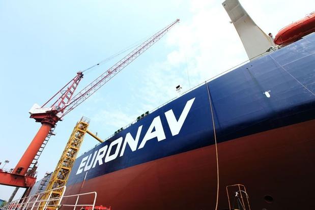 Fenomenale eerste jaarhelft voor Euronav