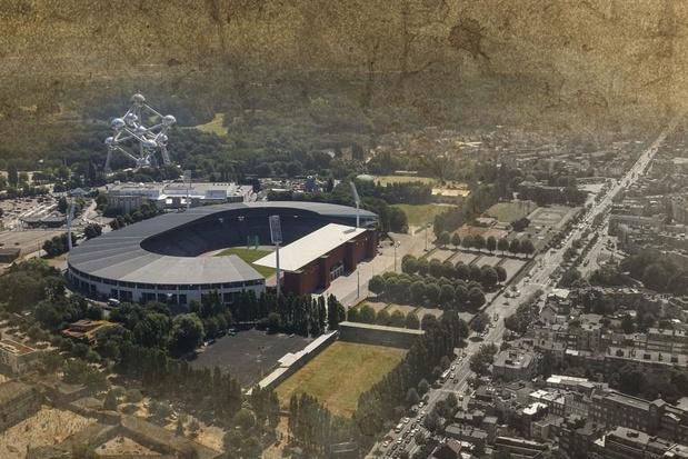 'Renovatieplan Koning Boudewijnstadion lijkt vooral wishful thinking'