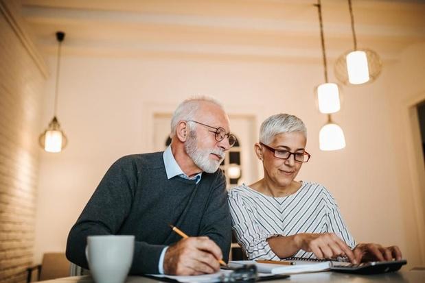 Belg gemiddeld op 62 jaar met pensioen