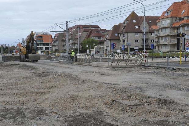 Heel wat werkzaamheden op komst in Nieuwpoort