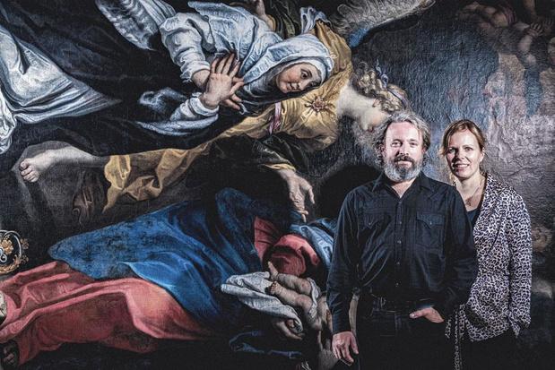 IPARC restaureert oude en hedendaagse kunst: 'Wat wij doen is wetenschap'