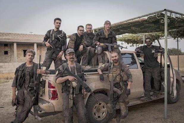 Lords of war - Volontaires étrangers dans l'enfer de Raqqa