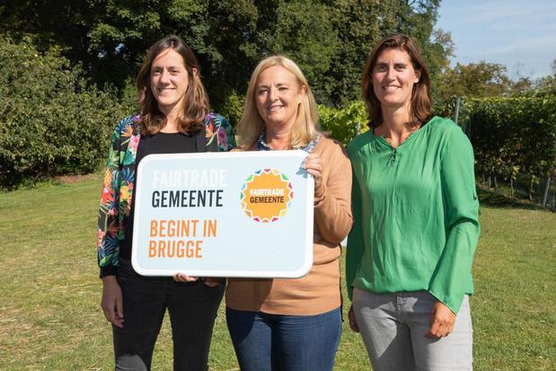 Brugs burgemeester De fauw trots op titel 'eerlijkste gemeente van West-Vlaanderen'