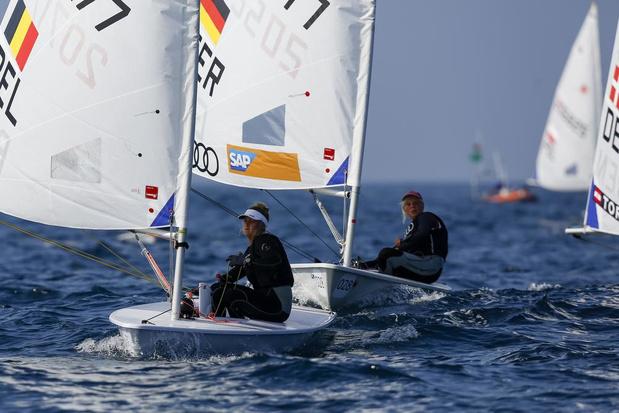 Emma Plasschaert verdedigt wereldtitel, maar focust vooral op olympisch testevent