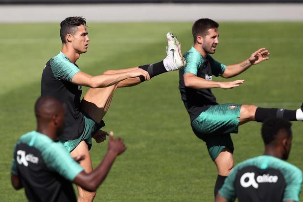 Portugal rekent sterk op inbreng van Cristiano Ronaldo en João Félix