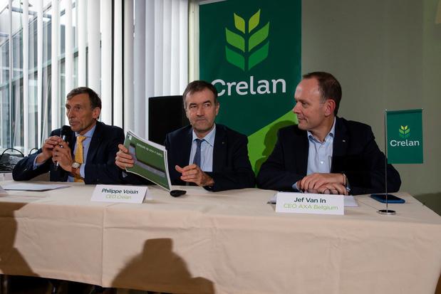 Philippe Voisin (CEO Crelan): 'Inkrimping kantoren is onvermijdelijk'