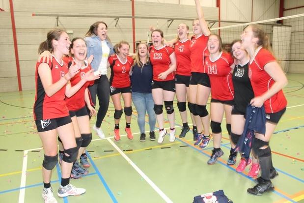 Oververdiende kampioen Sint Joris in vierde provinciale C