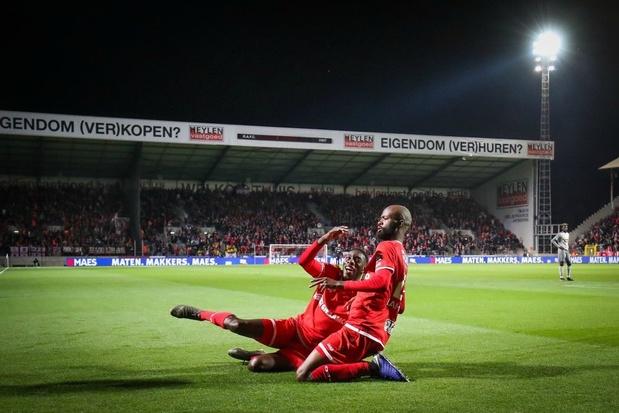 Antwerp komt naast Club Brugge na zege tegen Standard