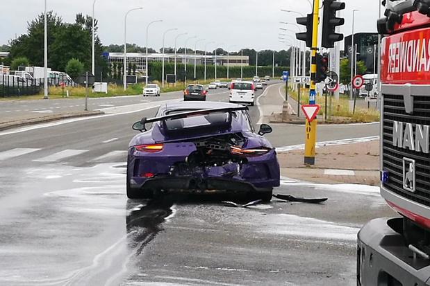'Poco Loco'-drifter betrokken bij ongeval in Roeselare