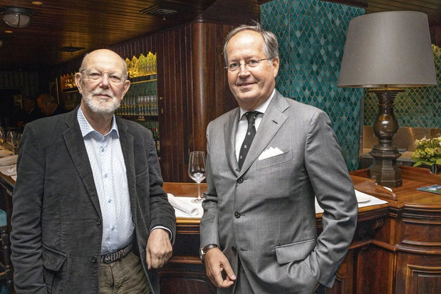 Jean-François Kahn et Philippe Delusinne: le journaliste français face au CEO de RTL Belgique