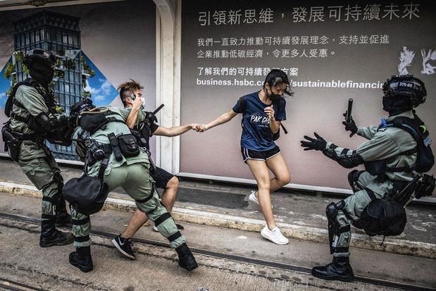 'Nieuwe veiligheidswet Hongkong kent strenge straffen'