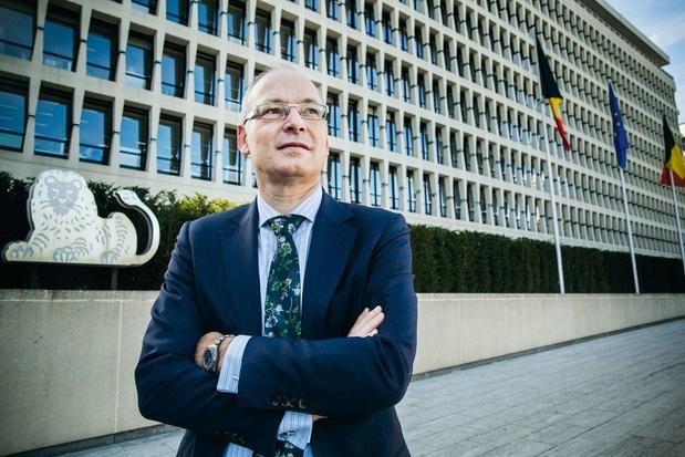 """Peter Vanden Houte, économiste: """"La Belgique est un wagon accroché à la locomotive allemande"""""""