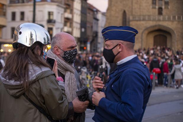 Burgemeester Elsene na massafeest: 'Vanaf nu gelden strengere maatregelen'