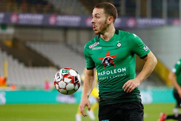 Cercle Brugge houdt Duitse eersteklasser in bedwang: 3-3