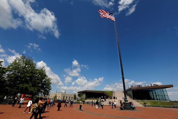 Nieuw museum bij het Vrijheidsbeeld in New York opent de deuren