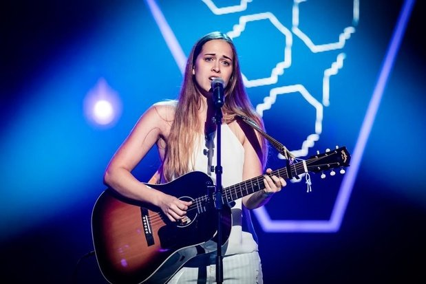 Vanavond in The Voice: geneeskundestudente Charline D'hoore