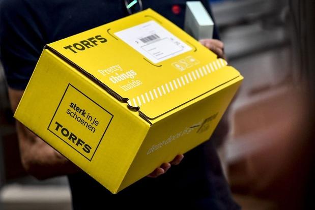Schoenen Torfs lijdt 22 miljoen euro omzetverlies tijdens lockdown