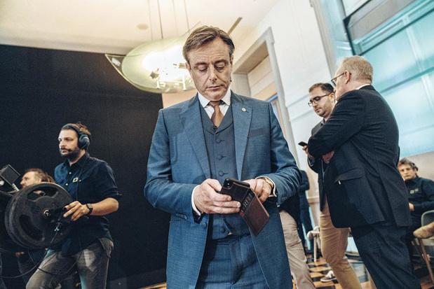 """""""Beaucoup de bruit pour peu de choses"""", critique Bart De Wever"""