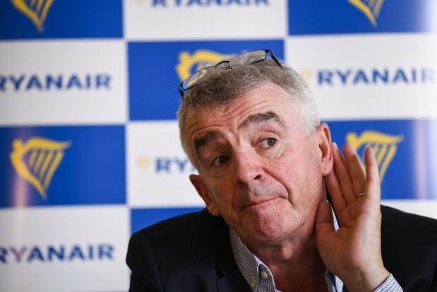 Ryanair behoort nu tot de tien grootste vervuilers in Europa