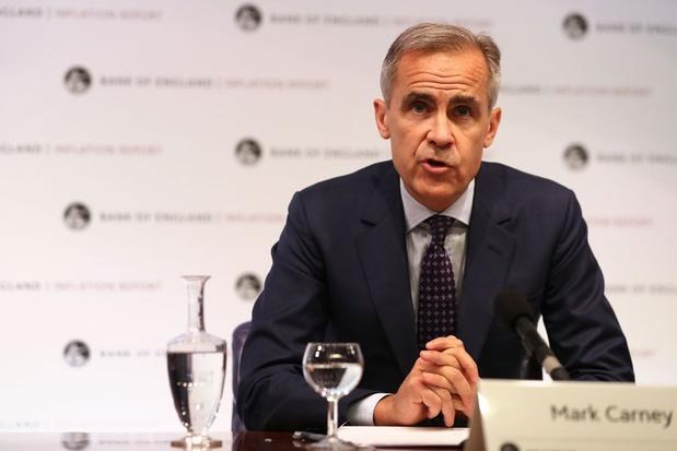 Mark Carney (Bank of England) genoemd als mogelijke nieuwe chef IMF
