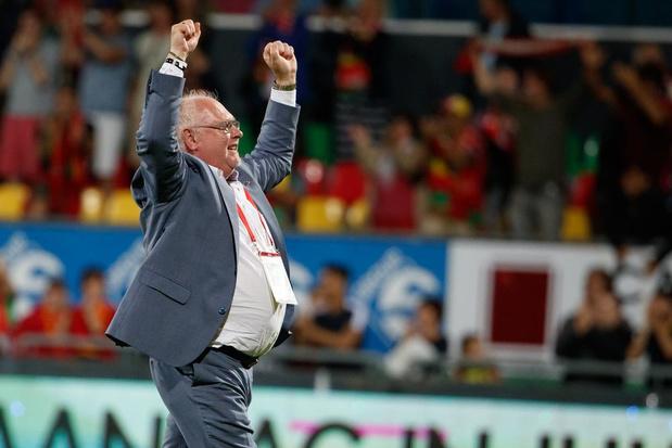 KV Oostende haalt 6 op 6 na zege tegen Cercle Brugge