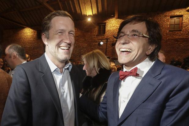 'Paul Magnette zoekt betalers voor rood Waals feestje'