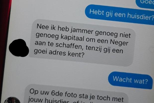 Opnieuw socialemediarel rond Vlaams Belanger: 'Racistisch of niet, heksenjachten zijn not done'