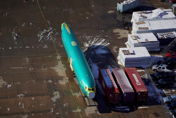 Miljoenenboete Boeing voor defecte onderdelen, geen ontslagvergoeding voor ex-topman