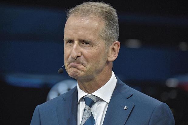 Le CEO de VW inculpé