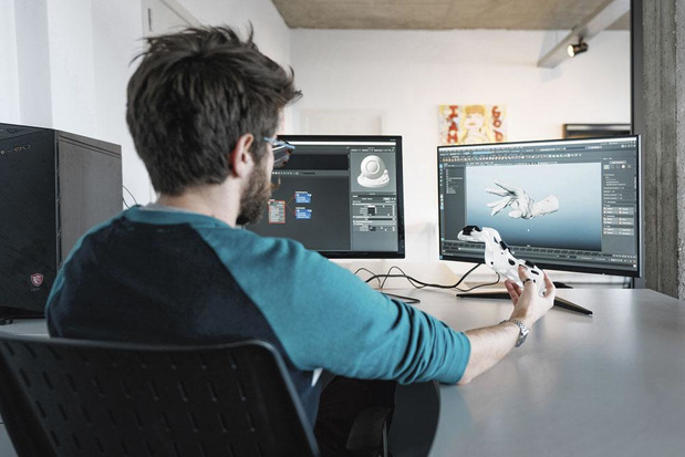 Spentys, la start-up belge qui veut révolutionner l'impression 3D médicale