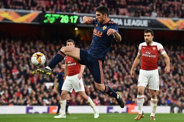 Francfort et Valence veulent empêcher la finale 100% anglaise entre Chelsea et Arsenal