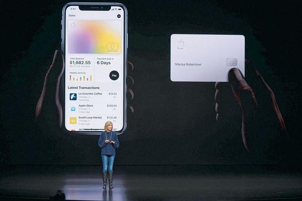 Pourquoi Apple joue sa carte dans les paiements