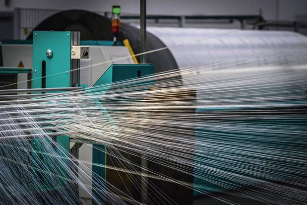 Topper in technisch textiel