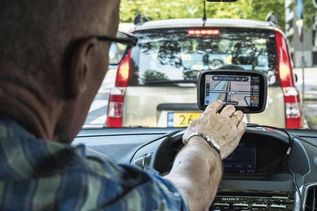 Waar plaats je een navigatiesysteem?