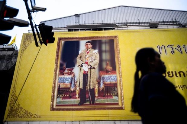 Thailand kroont dit weekend koning