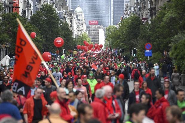 'Vakbonden plannen nationale staking wegens vastgelopen loononderhandelingen'
