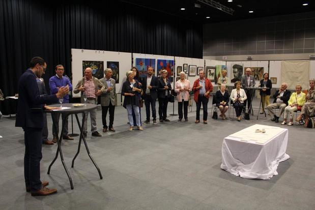 Amateurkunstenaars tonen hun werken tijdens Kunst & Kunde in Desselgem
