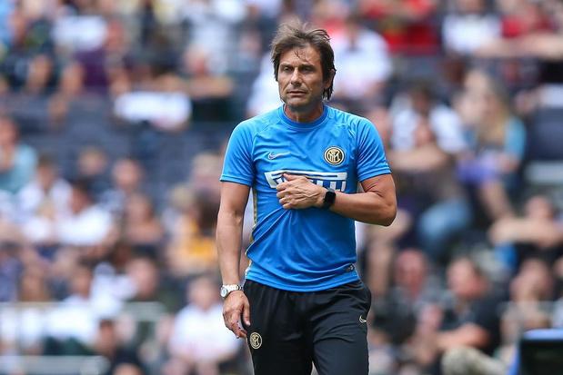 Antonio Conte: 'Een nieuw project interesseert me enkel als ik voel dat ik van iedereen ga kunnen winnen'